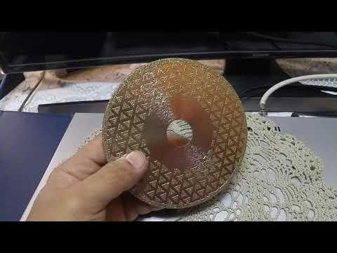 Алмазный диск хороший