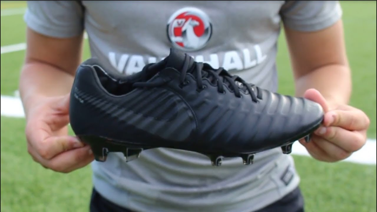 purchase cheap f957f 2d909 New Tiempo Legend VII | Extremely Rare Black Platinum Pack (100 pairs  worldwide!)