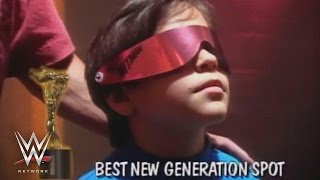 WWE Network: Best New Generation Spot Slammy Award Winner: 1994 Slammy Awards