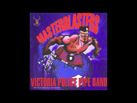 Victoria Police Pipe Band- Master Blasters (1998)