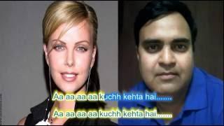 Kuchh kehta hai ye sawan Karaoke only for male singer