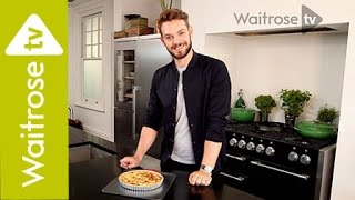 John Whaite's Bacon And Leek Quiche | Waitrose