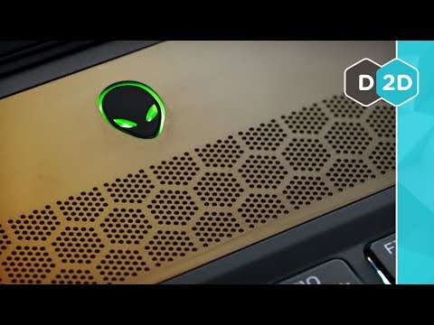 How Did ALIENWARE Do This?