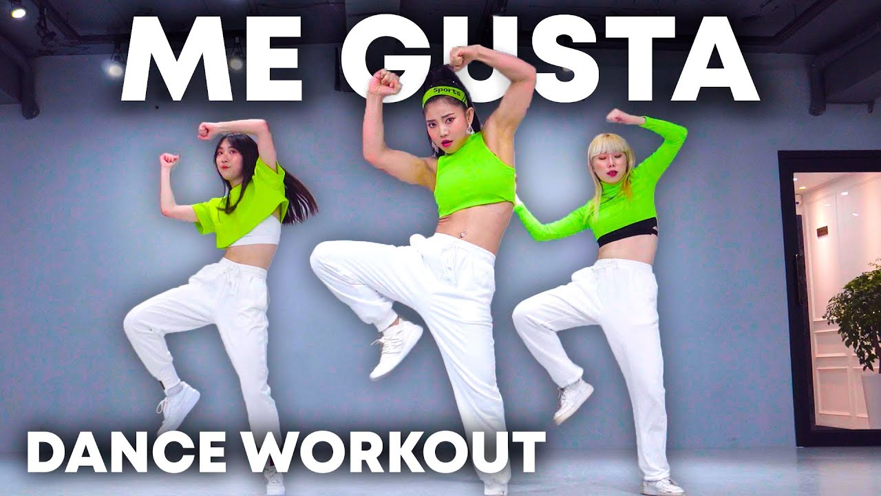 [Dance Workout] Anitta - Me Gusta (ft.Cardi B, Myke Towers) | MYLEE Cardio Dance Workout, Fitness