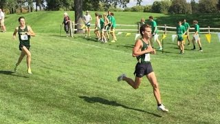 Colorado State Go 1-2 At 2015 Roy Griak Invite