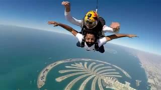 Skydive Dubai 2018 - My First Skydive