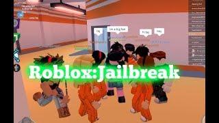 I ESCAPED PRSION ROBLOX JAILBREAK