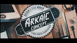 ARKAIC CONCEPT Design et fabrication PLV bois