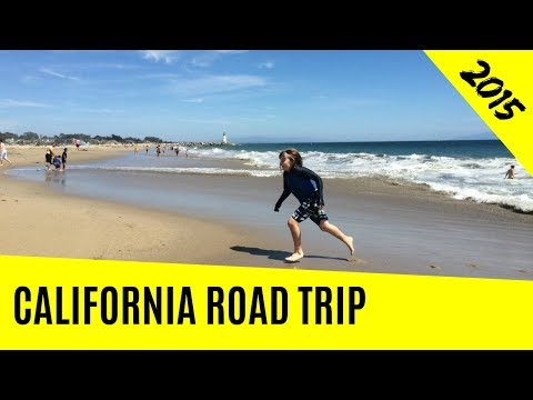 California Road Trip | San Francisco, Big Sur, Santa Barbara