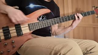 Dream Theater - Metropolis Pt 1 (Bass Cover)