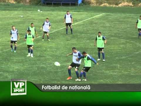 Fotbalist de naTionala