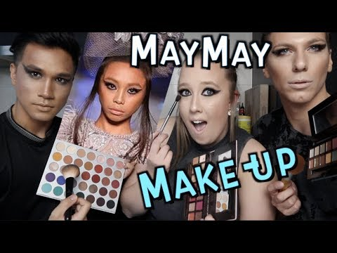 MayMay Entrata's Arab Fashion Week Makeup Tutorial