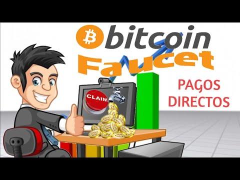 Pagos Directos, 6 Faucets De Bitcoins, No Intermediarios..!! 2020