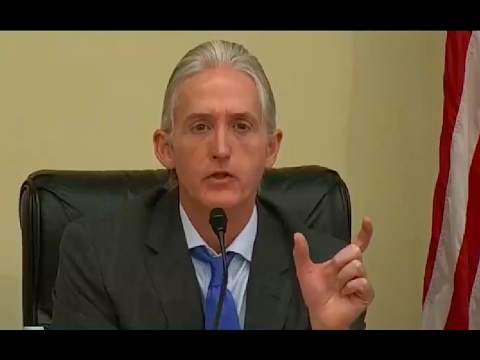 Trey Gowdy Questions Hispanic Director of ICE (Immigration & Customs Enforcement)