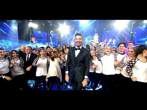 Reviví la increíble apertura de Showmatch 2016