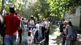 Янукович открывает детский сад в Одессе(18.09.2012., 2012-09-18T18:38:15.000Z)