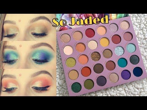 So Jaded Kathleen Lights X Colourpop 3 Looks 1 Palette✨ thumbnail