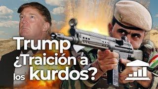 ¿La última TRAICIÓN de TRUMP a los KURDOS? - VisualPolitik