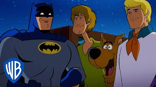 Scooby-Doo! & Batman: The Brave and the Bold | Mystery Inc. Joins Batman! | WB Kids