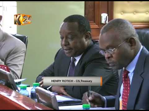 Treasury proposes a 15% cut in County allocations