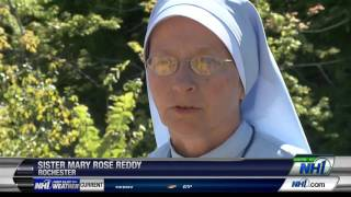 NH nuns letter ignites controversy over gay pride flags in Rochester  NH1