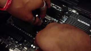 how to install amd am2 am2 am3 and am3 cpu cooler heatsink cooler