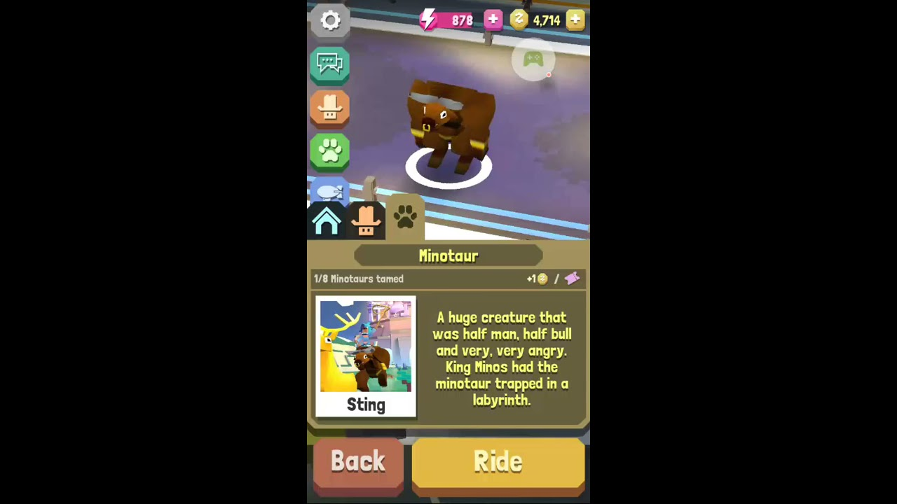 New Mythical Animals And Olympus Zone Rodeo Stampede