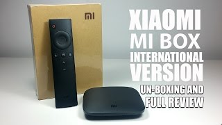 Xiaomi Mi Box 4K - Android TV …