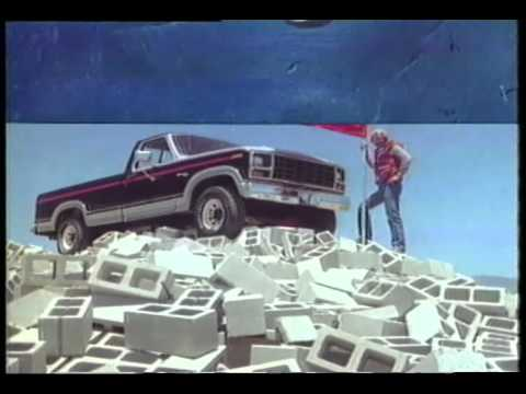 8 Awesome Old Ford Pick-Up Commercials