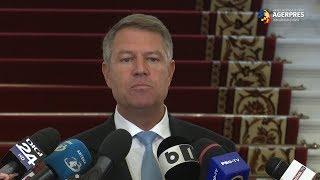 Iohannis despre motivarea CCR în cazul Kovesi: Aduce mai multe întrebări decât clarificări