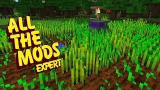 All The Mods Expert Mode - AUTOMATED FARMING [E25] (Minecraft Expert Mod Pack)