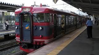 しなの鉄道115系 快速長野行き 上田駅発車(メロディ有)