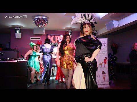 Phoenixx Designs Fashion Show - KFS Midlands 2014 | LatexFashionTV