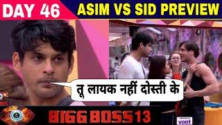 Bigg Boss 13, Today Episode Preview, Who Became Captain, Siddharth Shukla Vs Asim Riaz Fight