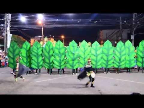 Street Dancing - Marinduque Contingent - Mimaropa Festival Nov. 9, 2016 at Puerto Princesa