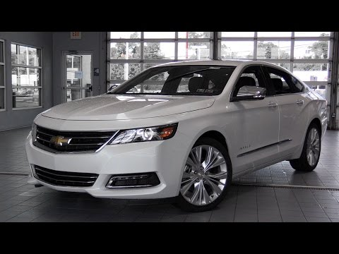 2017 Chevrolet Impala: Review