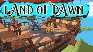 LAND OF DAWN : MERCENARIES - ANIMATION