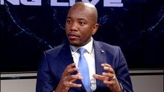 In conversation with DA leader Mmusi Maimane on SA's employment crisis