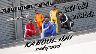 Kabool Hai Muhfaad | Natural Effect's Choreography | Dance