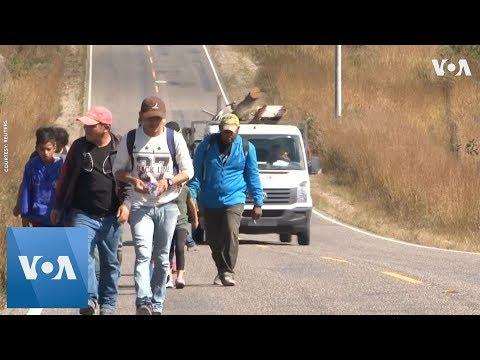 U.S.-Bound Honduran Migrant Caravan Grows