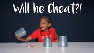 WILL THEY CHEAT?! - HIDDEN CAMERA GAMES - PART 1