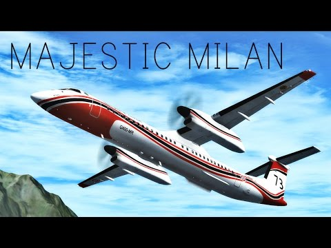 FSX Movie | The Majestic Milan
