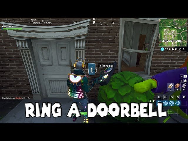03 22 - where are the doorbells in fortnite season 7