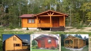 PTAK domy letniskowe, drewniane, całoroczne Bydgoszcz Toruń, budowa domów kujawsko-pomorskie