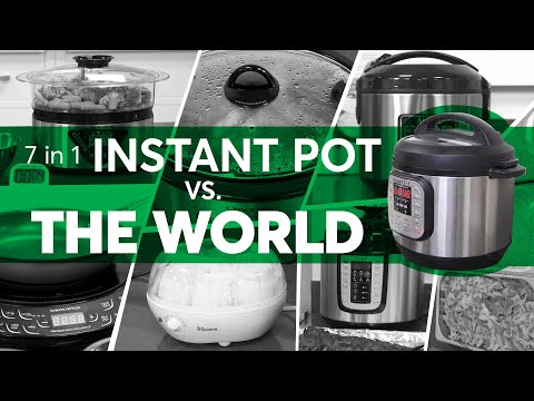 Instant Pot Vs. The World  | Consumer Reports