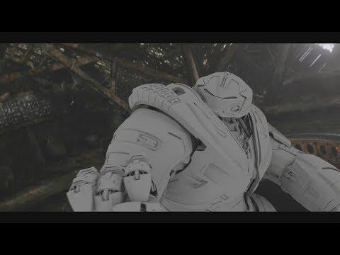 Avengers Endgame VFX Breakdown Digital Domain