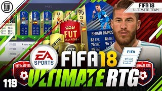 NEW TOTS UPGRADES!!! FIFA 18 ULTIMATE ROAD TO GLORY! #119 - #FIFA18 Ultimate Team