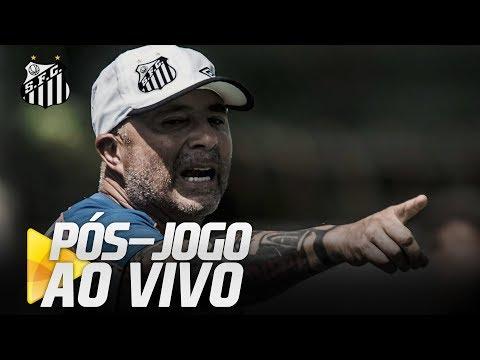 JORGE SAMPAOLI | PÓS-JOGO AO VIVO (23/03/19)