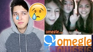 GETTING CUSSED OUT ON OMEGLE!