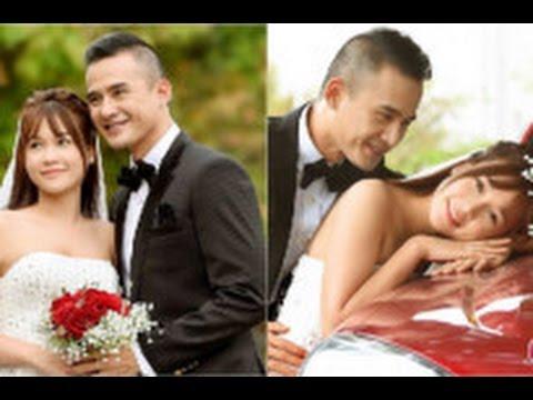 Lương Thế Thành nhớ vợ khi chụp ảnh cưới cùng hot girl Sam cho phim mới(Tin tức Sao Việt)